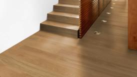 Laudparkett tamm select Charisma Plank trepp